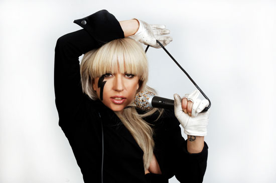 "Lady Gaga's ""Poker Face"""