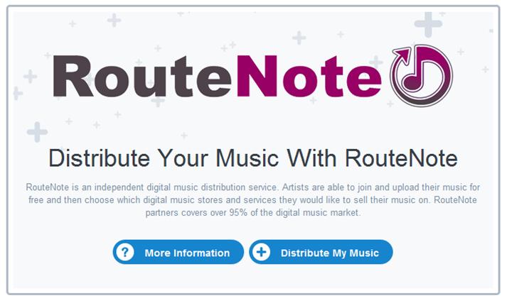 routenote grooveshark