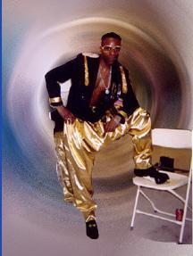 MC Hammer - Biggest trousers in showbiz?