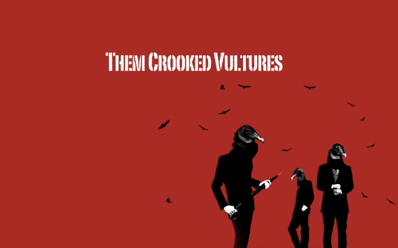 them crooked vultures  new album
