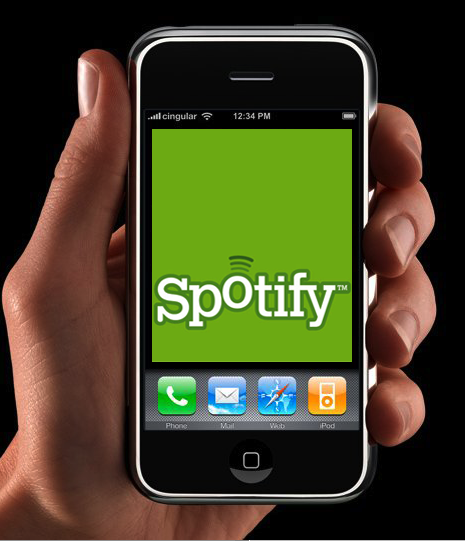 Spotify To Launch Multitasking On Their Iphone Application