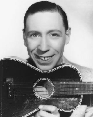 How About Some George Formby? - RouteNote Blog
