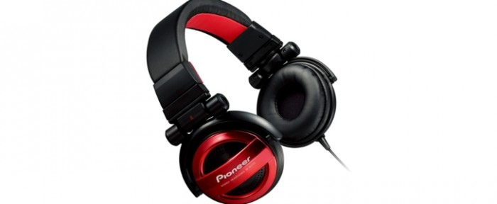 Pioneer Bass Head Headphones - SE-MJ732