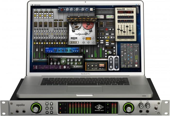 thunderbolt audio interfaces universal music audio apollo