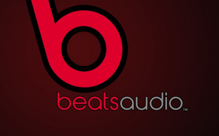 beats audio logo and music streaming service