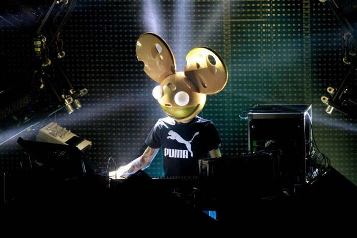 deadmau5 edm music dj top djs electronic music sfx beatport