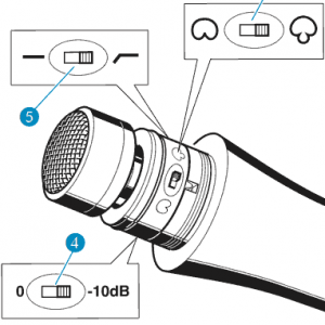 Mic Switches