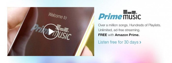 amazon prime music streaming service launch usa