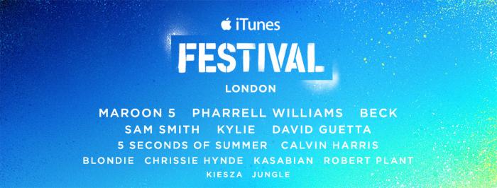 iTunes 2014