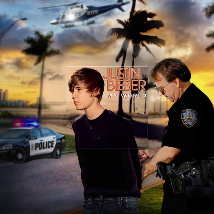 """Justin Bieber """"My World"""" 2010"""