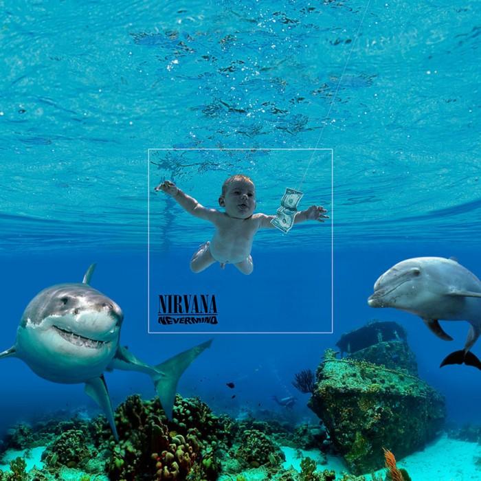 "Nirvana ""Nevermind"" 1991"