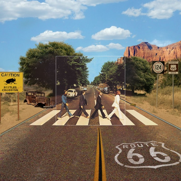 """The Beatles """"Abbey Road"""" 1969"""
