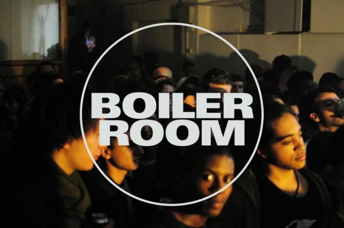 Flume Boiler Room Set