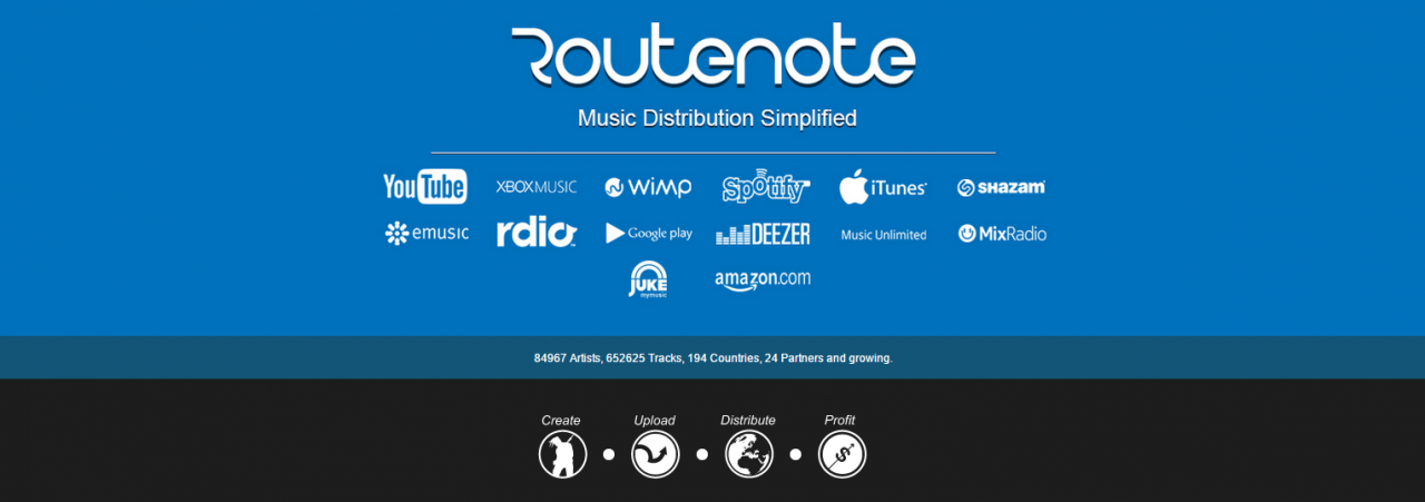 Free EDM Music Distribution: Including Spotify, Apple Music