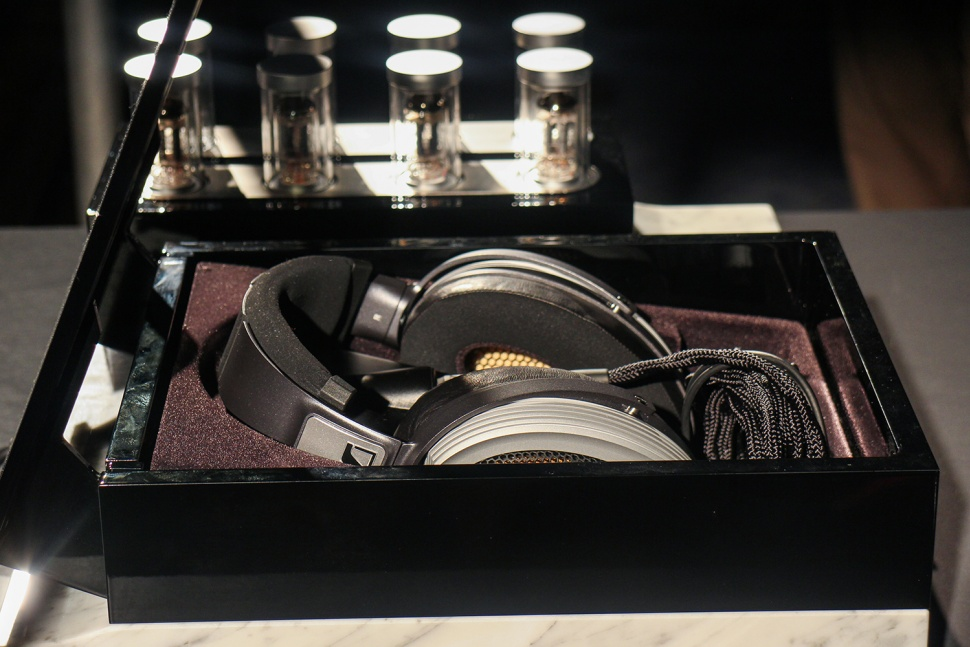 Sennheiser Orpheus headphones
