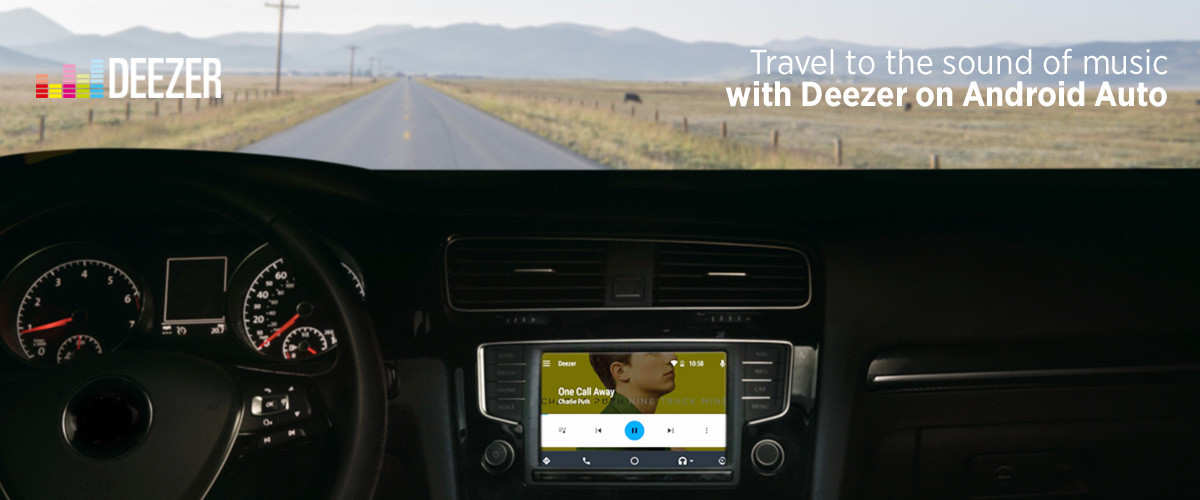 deezer gets android auto support and fixes in update routenote blog. Black Bedroom Furniture Sets. Home Design Ideas