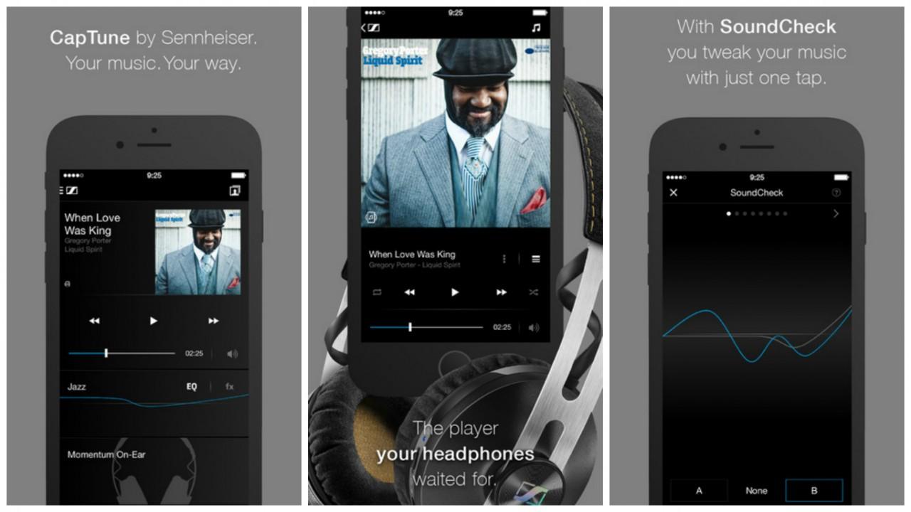 Sennheiser Launch New Music App With Jay-Z's Tidal