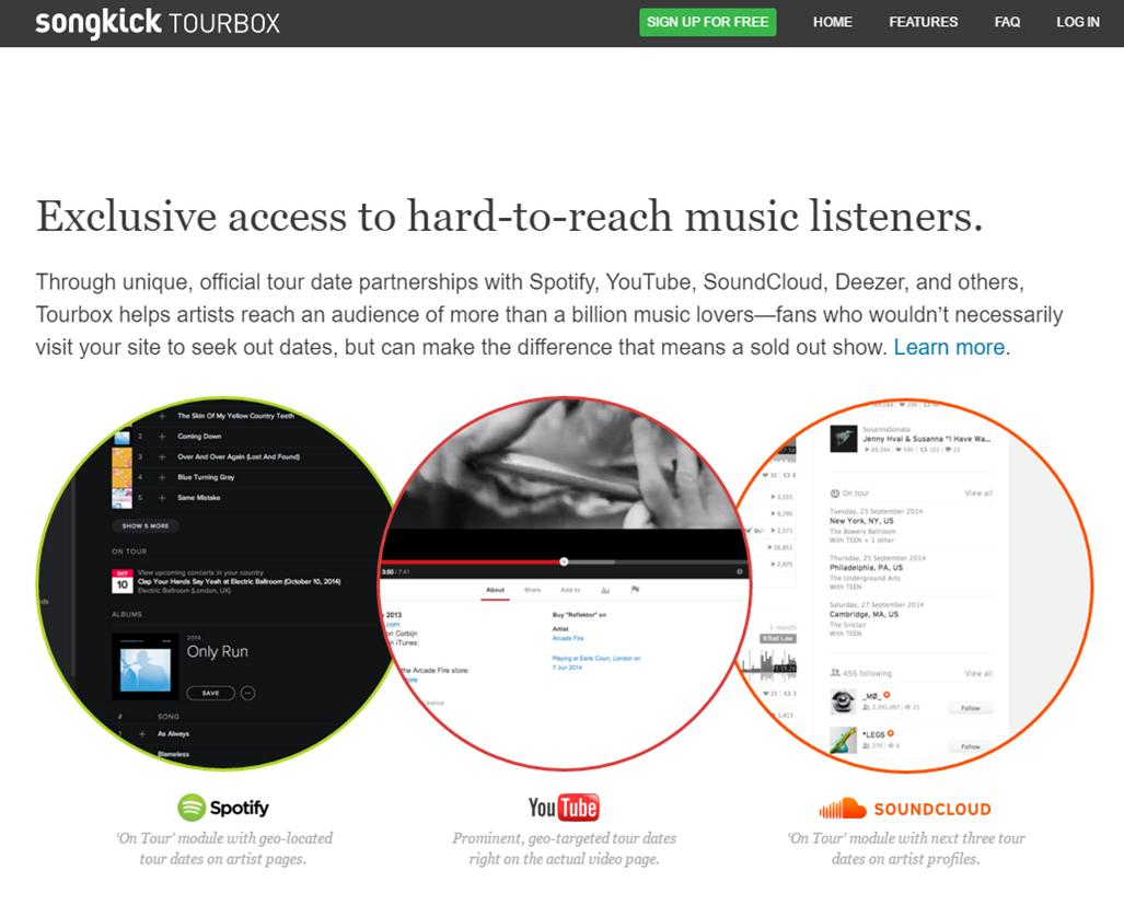 How to Add Tour Dates To Your Artist Page on Spotify ...