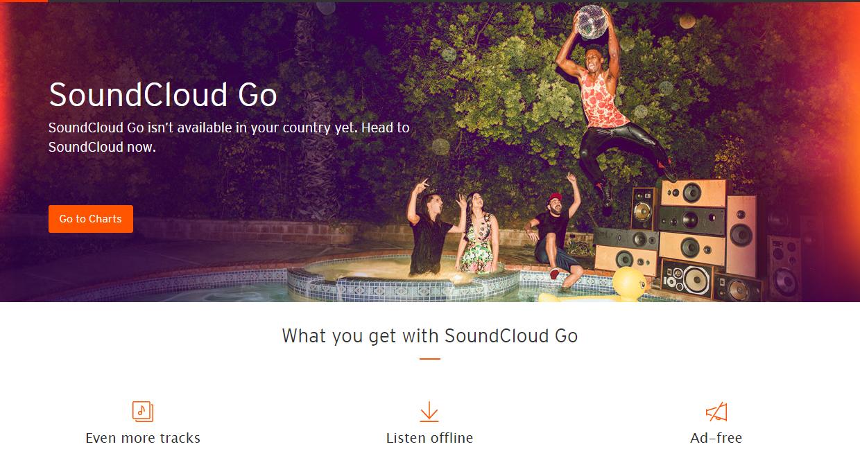 Soundcloud Go KГјndigen