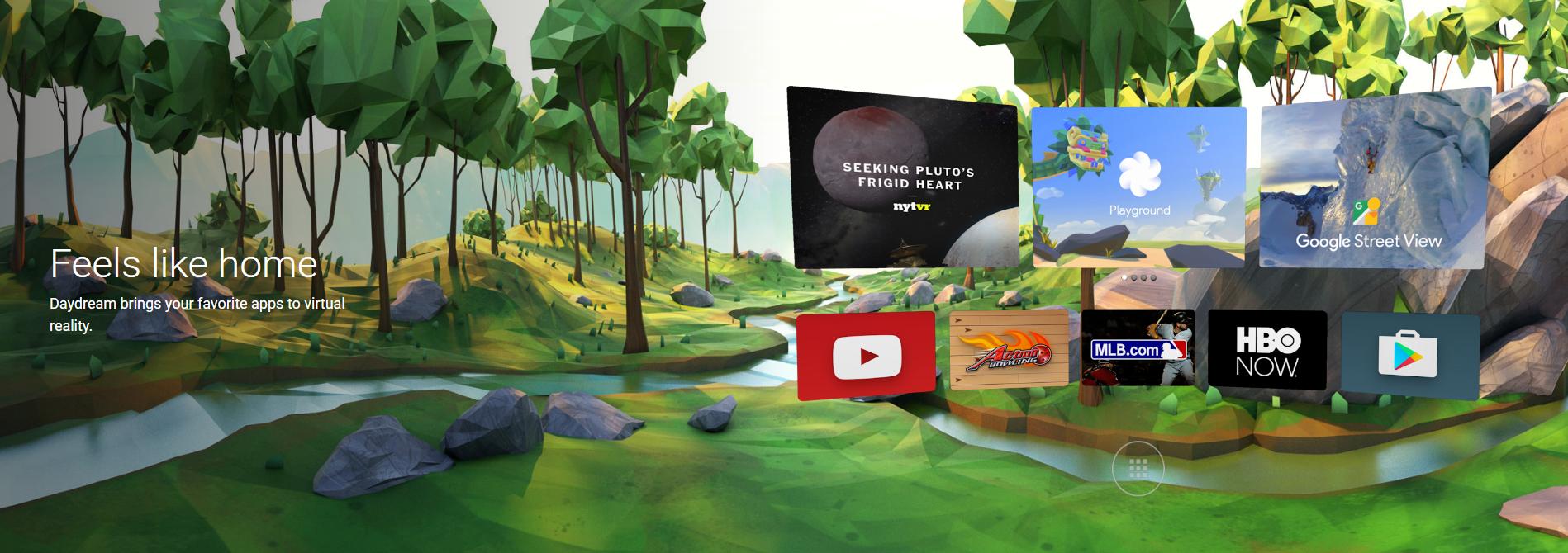 virtual reality Google YouTube