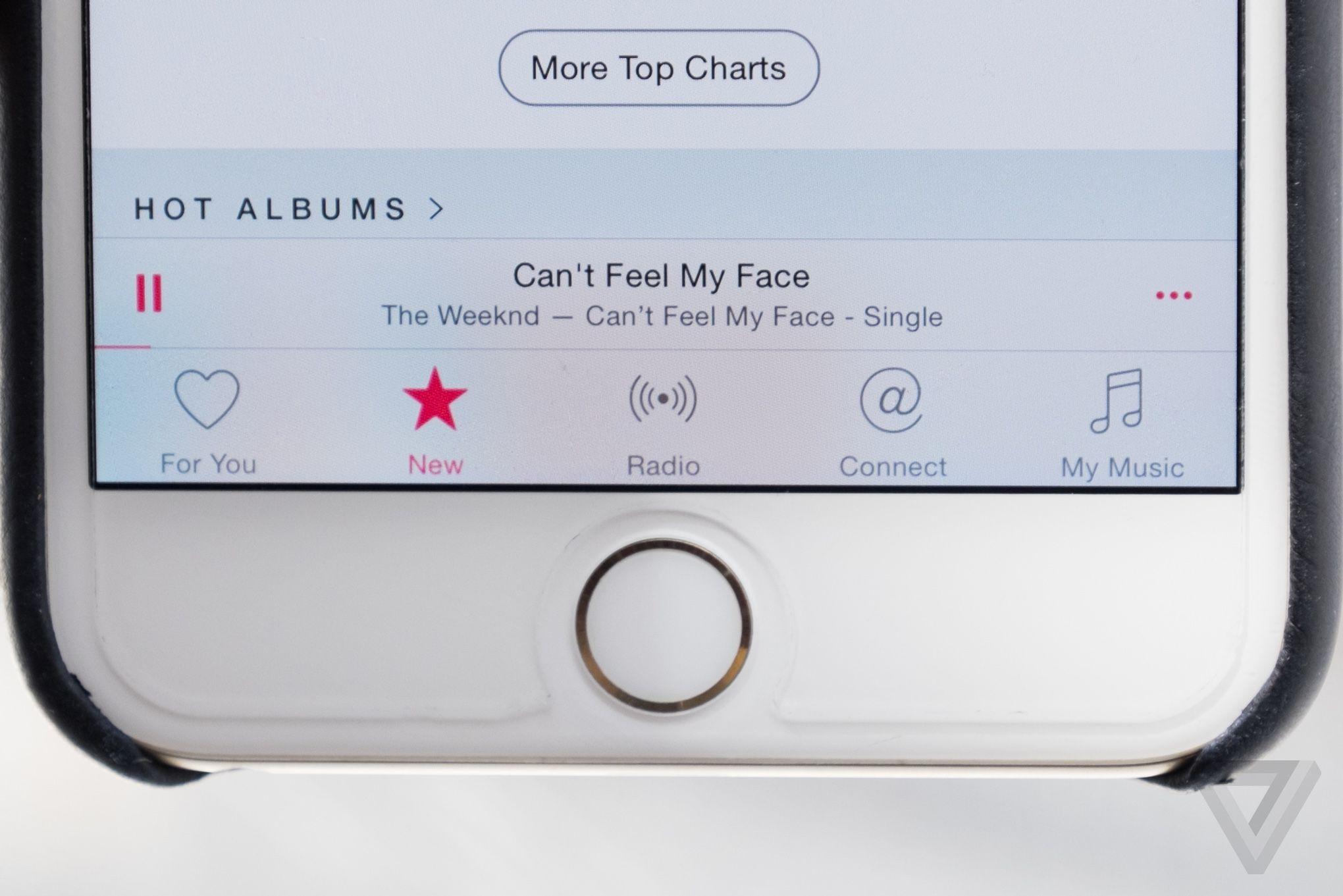 Apple Music reboot update