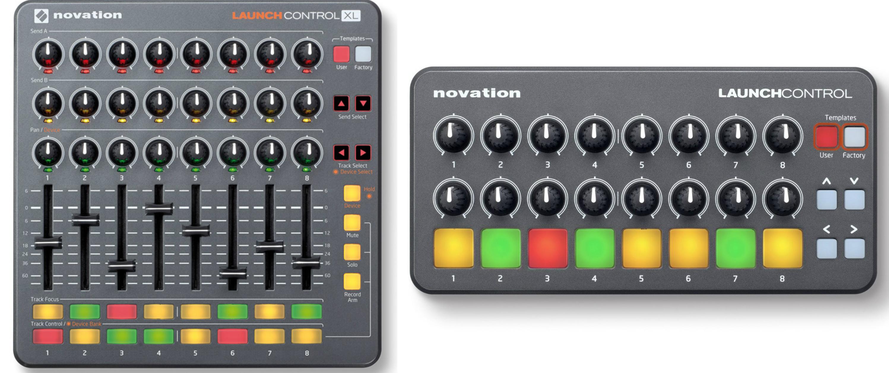 MIDI controller DAW music production