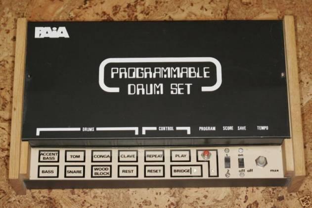 classic drum machine old