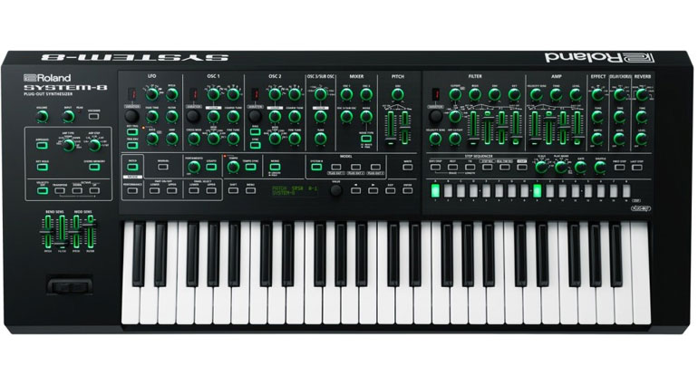 Roland synth synthesiser synthesizer leaked picture