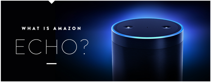 what is the amazon echo