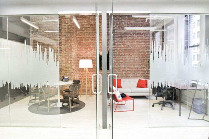 soundcloud streaming meeting rooms in new york amazing office design
