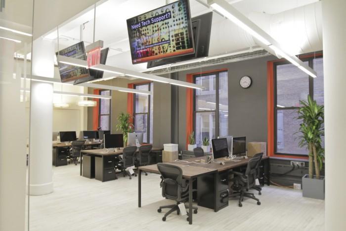 soundcloud new york main desks office space chairs tv