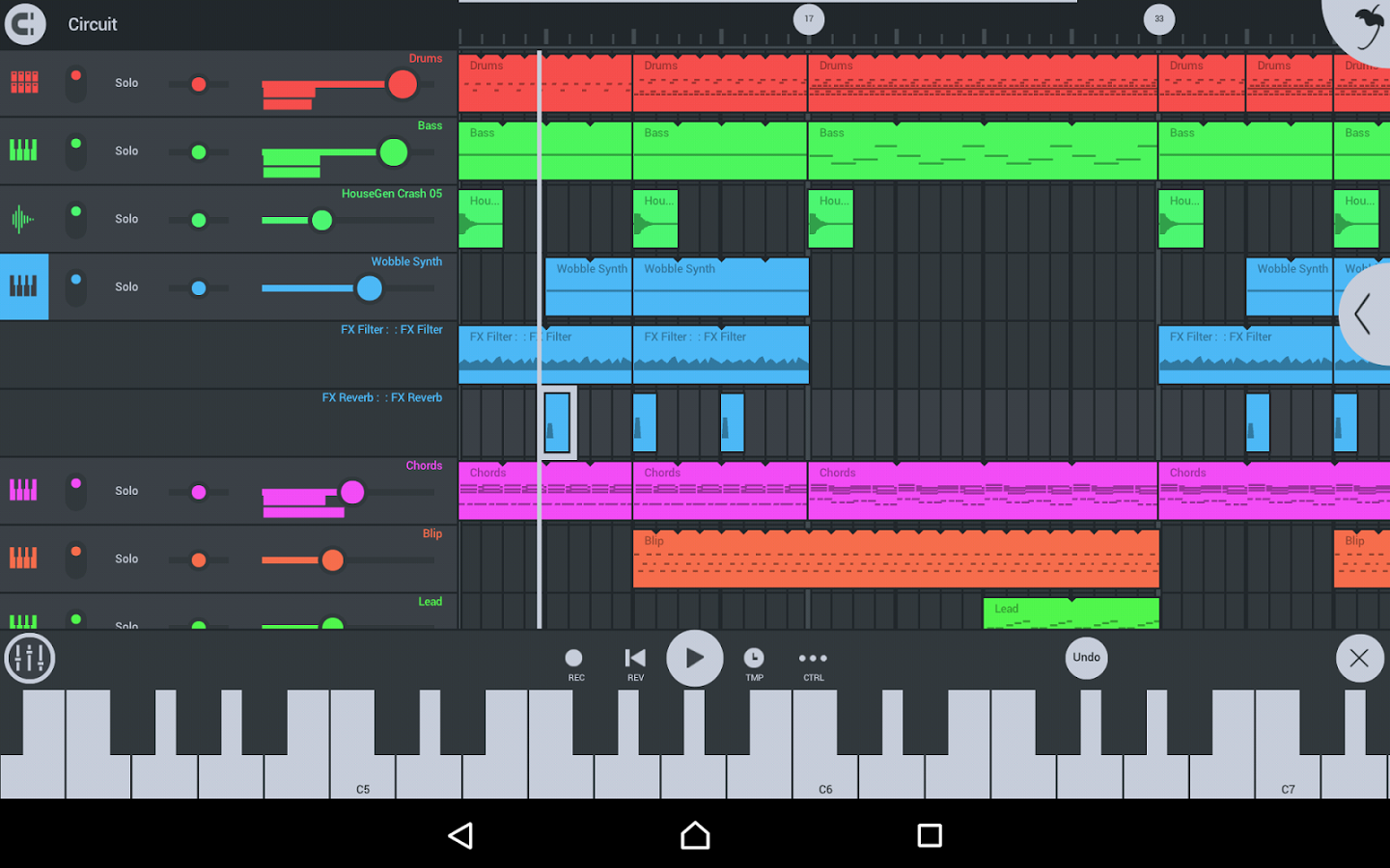 FL Studio Mobile 3 is finally out as a free update to FLM2 users