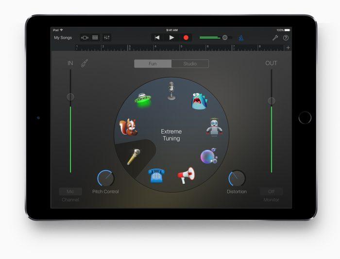 Apple music software production garage band logic pro garageband