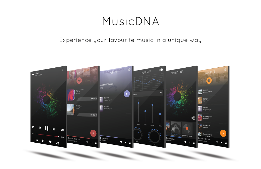 MusicDNA for Android is