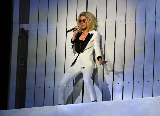 Katy Perry Grammy Awards ceremony Grammys Beyonce Adele