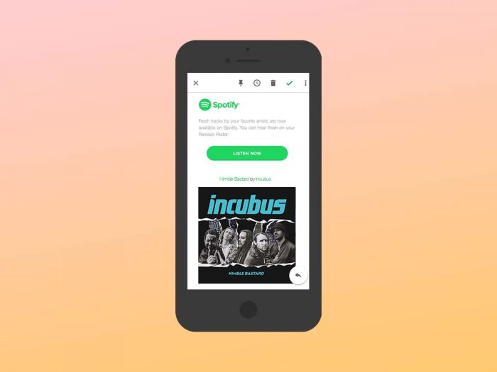 Release Radar Spotify fan insights promotions