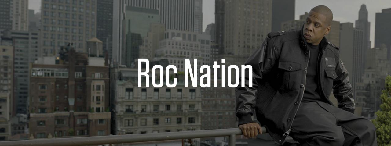 Roc Nation Building New York
