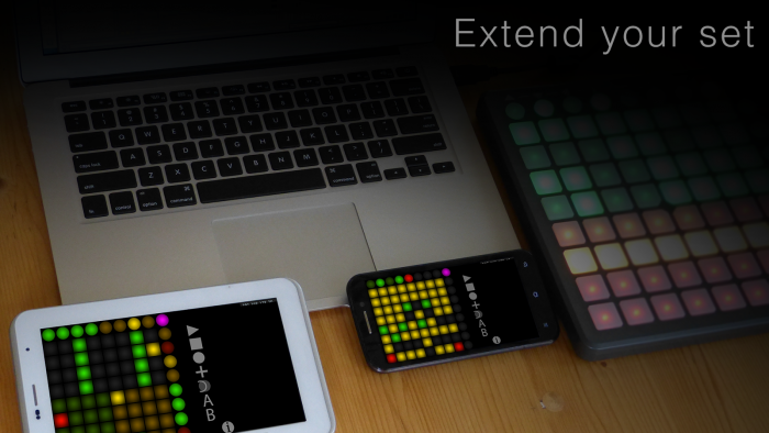 Launch Pads Ableton Live app launchpad controller MIDI DAW