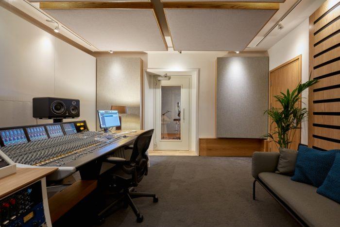 Abbey Road Studios recording studio new spaces