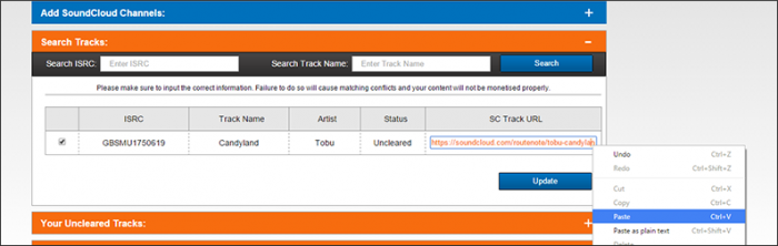 SoundCloud RouteNote upload guide monetise tracks digital music distribution