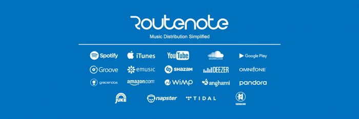 RouteNote free digital music distribution soundcloud monetisation streams streaming