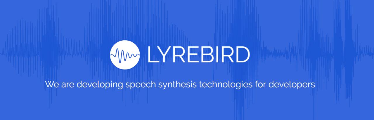 Картинки по запросу Lyrebird synthesis