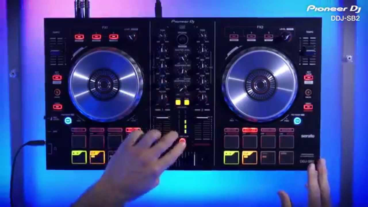 Pioneer S Ddj Sb2 Controller And Serato Dj Is The Perfect