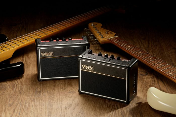 Vox guitar bass amp radio portable music new amplifier tunes sound AC30