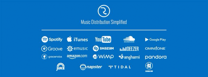 RouteNote digital music distribution free music stores streaming services indie independent artists djs producers