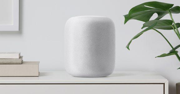 apple homepod music streaming smart speaker