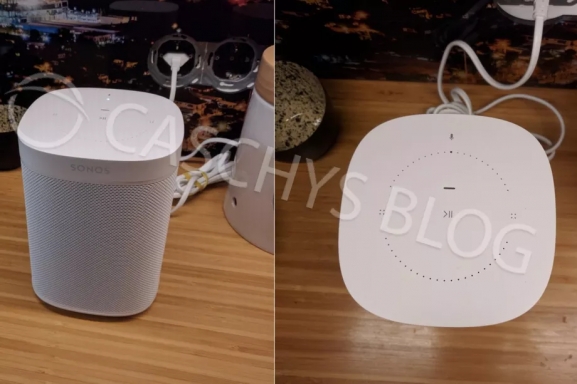 Sonos Amazon Alexa voice AI speaker home assistant
