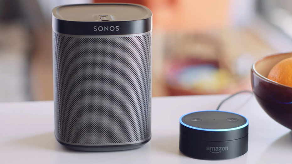 a first look at what could be alexa powered sonos speakers. Black Bedroom Furniture Sets. Home Design Ideas