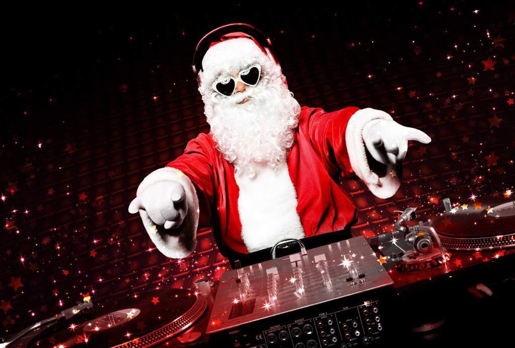the 10 best festive electronic tunes for a merry litmas. Black Bedroom Furniture Sets. Home Design Ideas