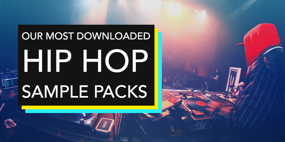 8 of the best and most popular Hip-Hop sample packs